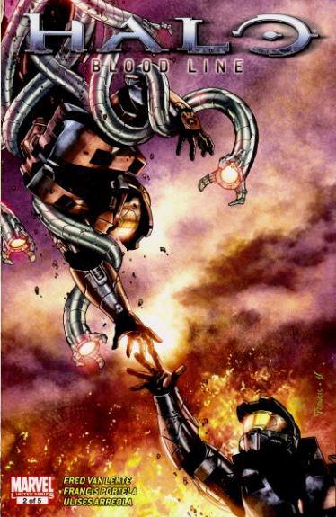 Halo: Bloodline Vol 1 2