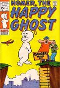 Homer, the Happy Ghost Vol 2 4