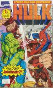 Incredible Hulk Mayhem at the Mount Vol 1 3