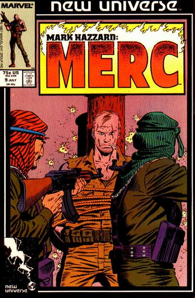 Mark Hazzard: Merc Vol 1 9