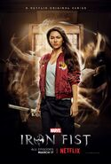 Marvel's Iron Fist poster 004