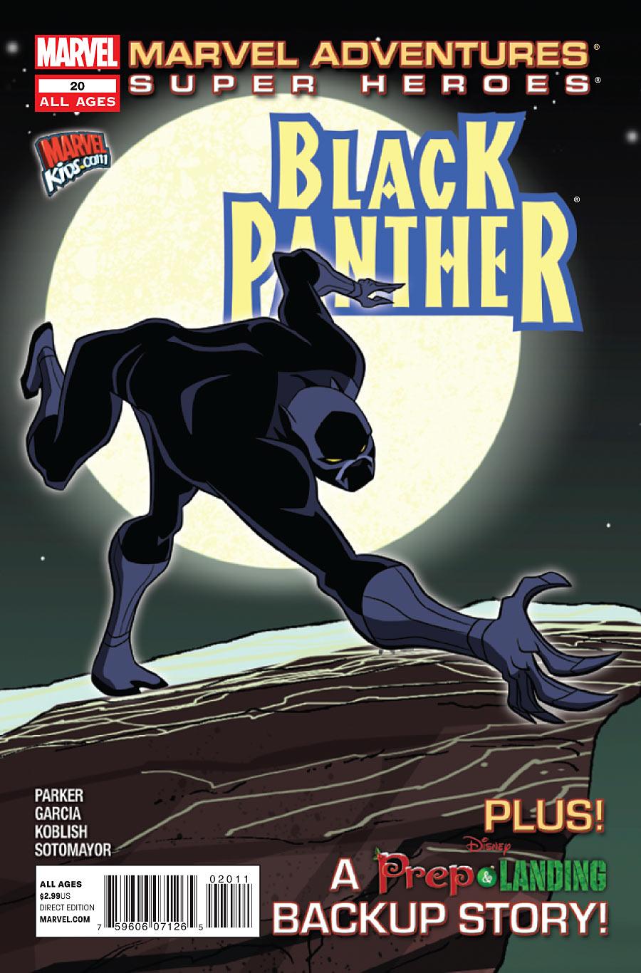 Marvel Adventures: Super Heroes Vol 2 20