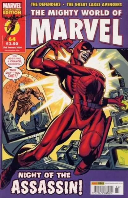 Mighty World of Marvel Vol 3 64