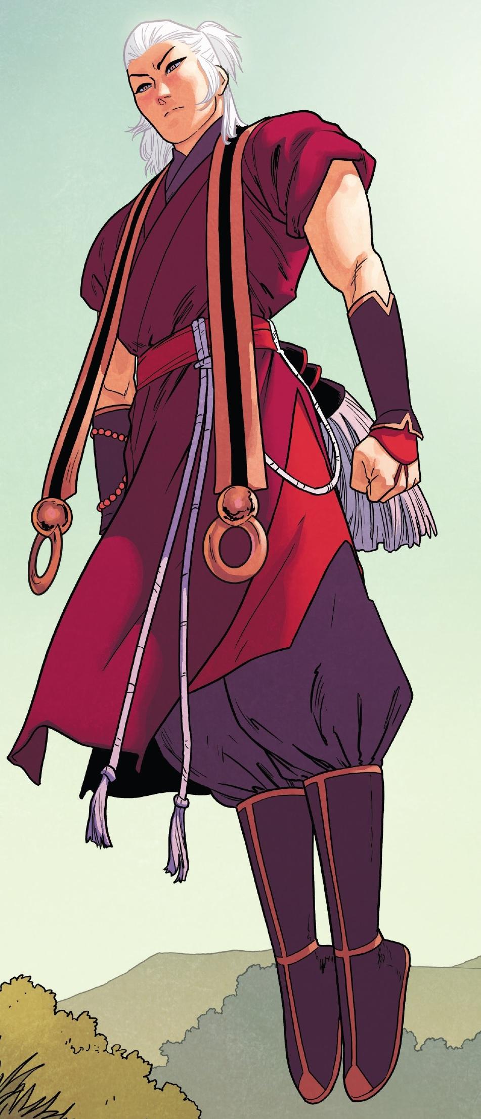 One (Magician) (Earth-616)