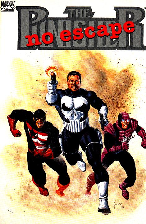 Punisher: No Escape Vol 1