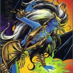 Semiramis (Earth-616) from Marvel Universe Cards 1994 Set 0001.jpg