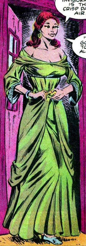 Solveig (Earth-616)