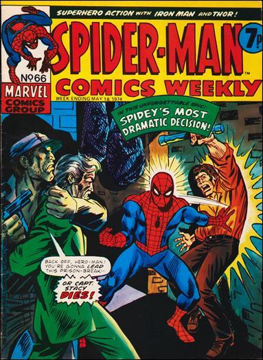 Spider-Man Comics Weekly Vol 1 66