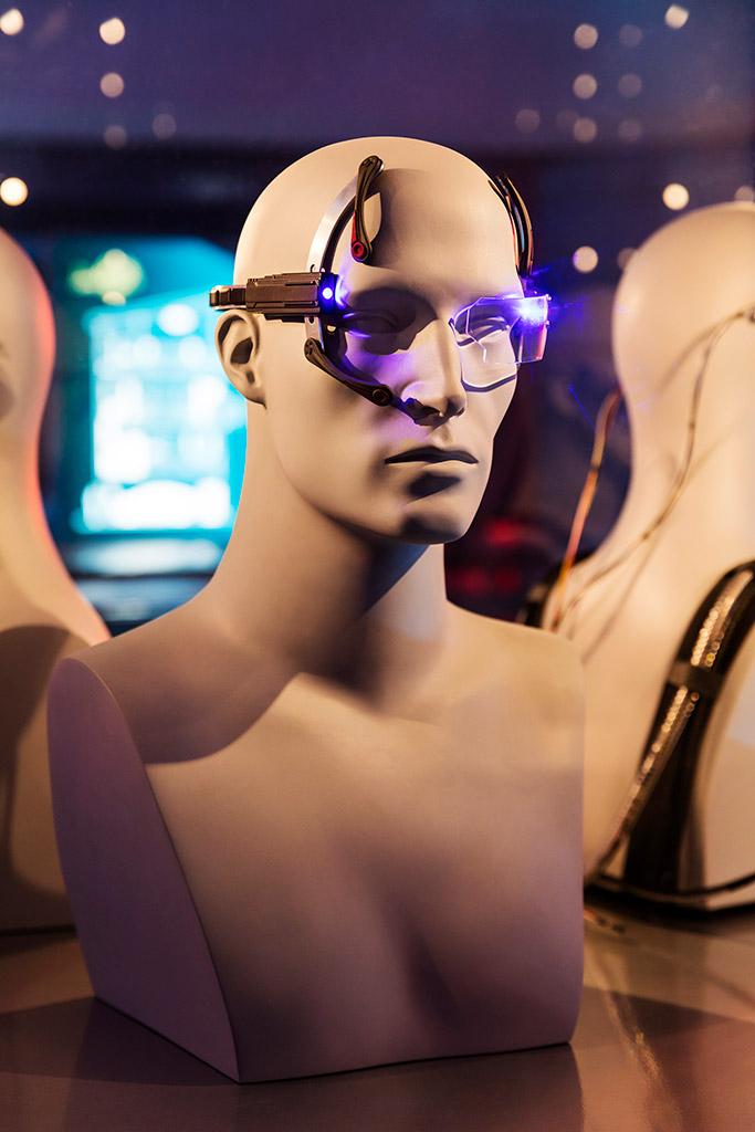 StarkVision Glasses