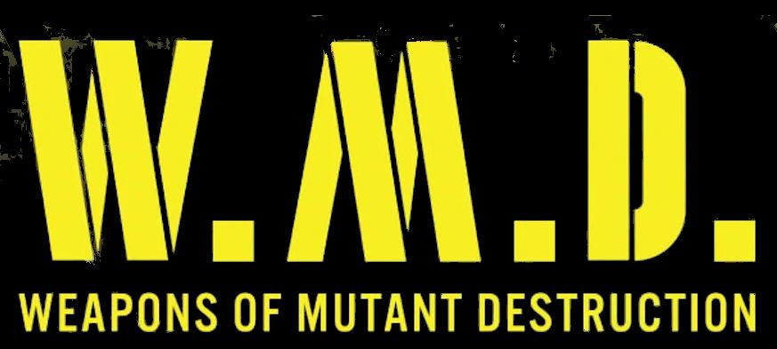 Weapons of Mutant Destruction: Alpha Vol 1