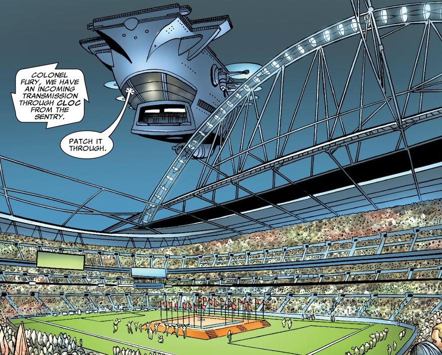 Wembley Stadium/Gallery