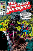 West Coast Avengers Vol 2 39