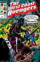 West Coast Avengers Vol 2 39