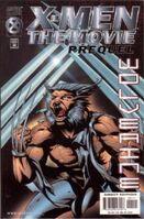 X-Men Movie Prequel Wolverine Vol 1 1