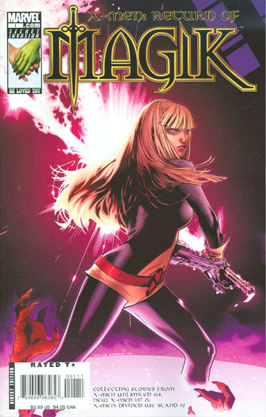 X-Men: Return of Magik Vol 1 1