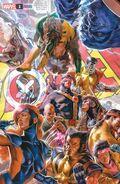 X-Men Vol 6 1 Unknown Comic Books Exclusive Massafera Variant