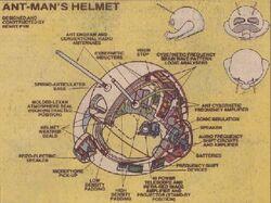 Ant-Man's Helmet from Official Handbook of the Marvel Universe Vol 1 15 0001.jpg