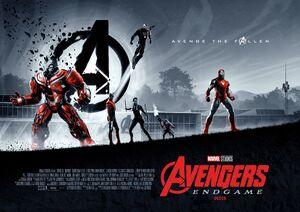 Avengers Endgame poster 054