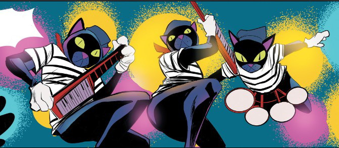 Black Cats (Earth-65)