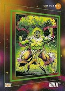 Bruce Banner (Earth-616) from Marvel Universe Cards Series III 0002