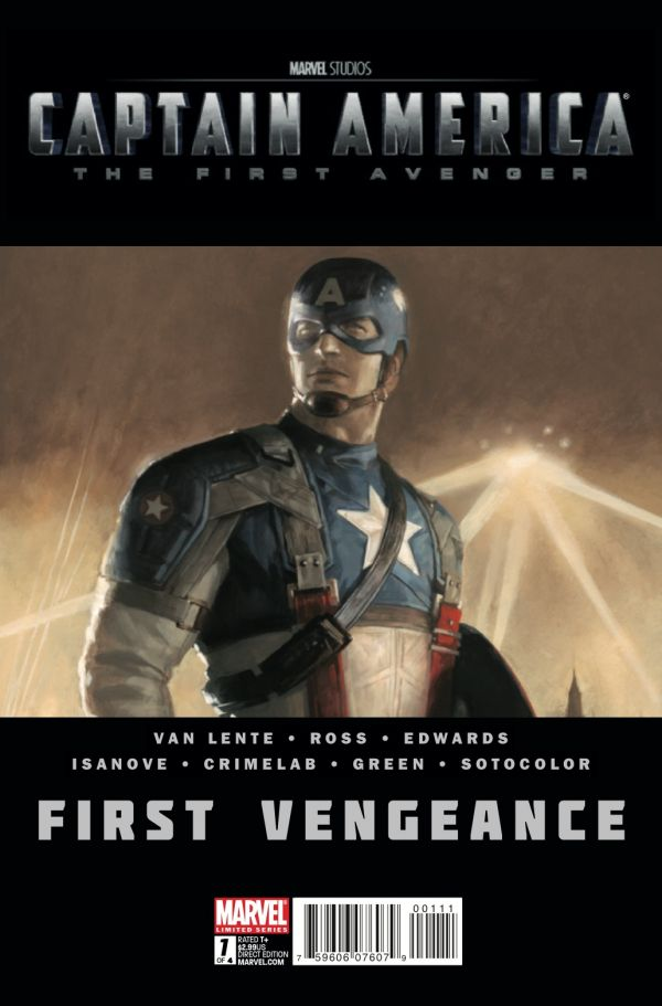 Captain America: First Vengeance Vol 1