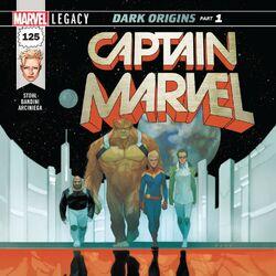 Captain Marvel Vol 7 125