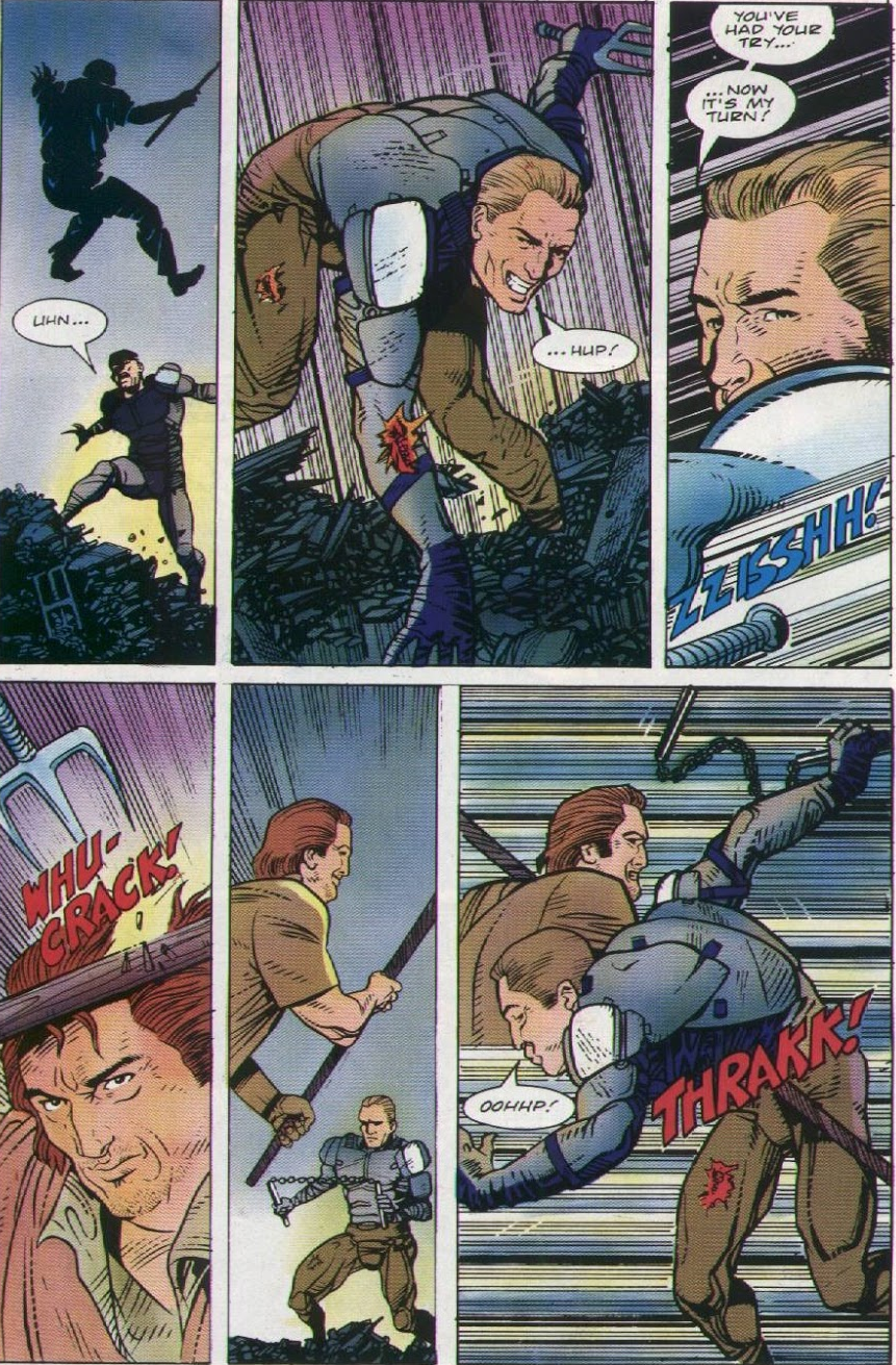 Colin Snewing (Earth-616) and Dai Thomas (Earth-616) from Knights of Pendragon Vol 1 4 0001.png