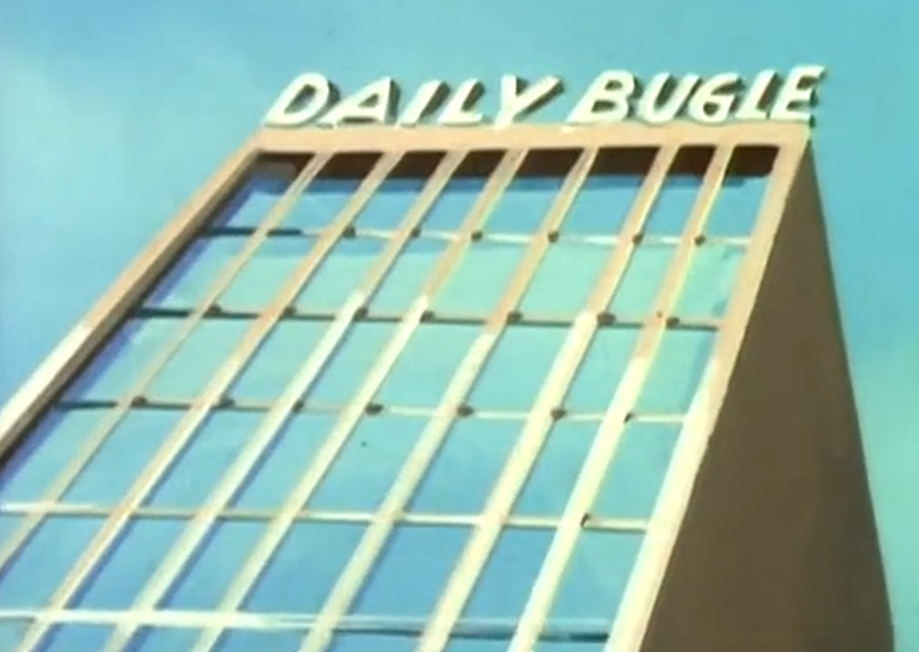 Daily Bugle (Earth-8107)