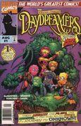 Daydreamers Vol 1 1
