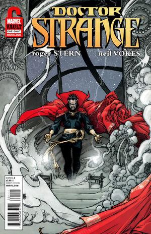 Doctor Strange From the Marvel Vault Vol 1 1.jpg