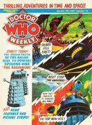 Doctor Who Weekly Vol 1 33