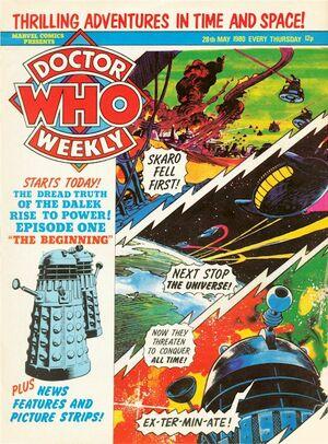 Doctor Who Weekly Vol 1 33.jpg