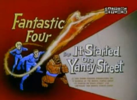 Fantastic Four (1967 animated series) Season 1 14