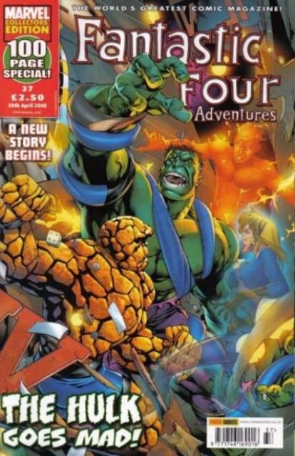 Fantastic Four Adventures Vol 1 37