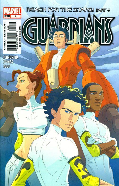 Guardians Vol 1 4