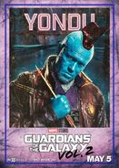 Guardians of the Galaxy Vol. 2 (film) poster 009