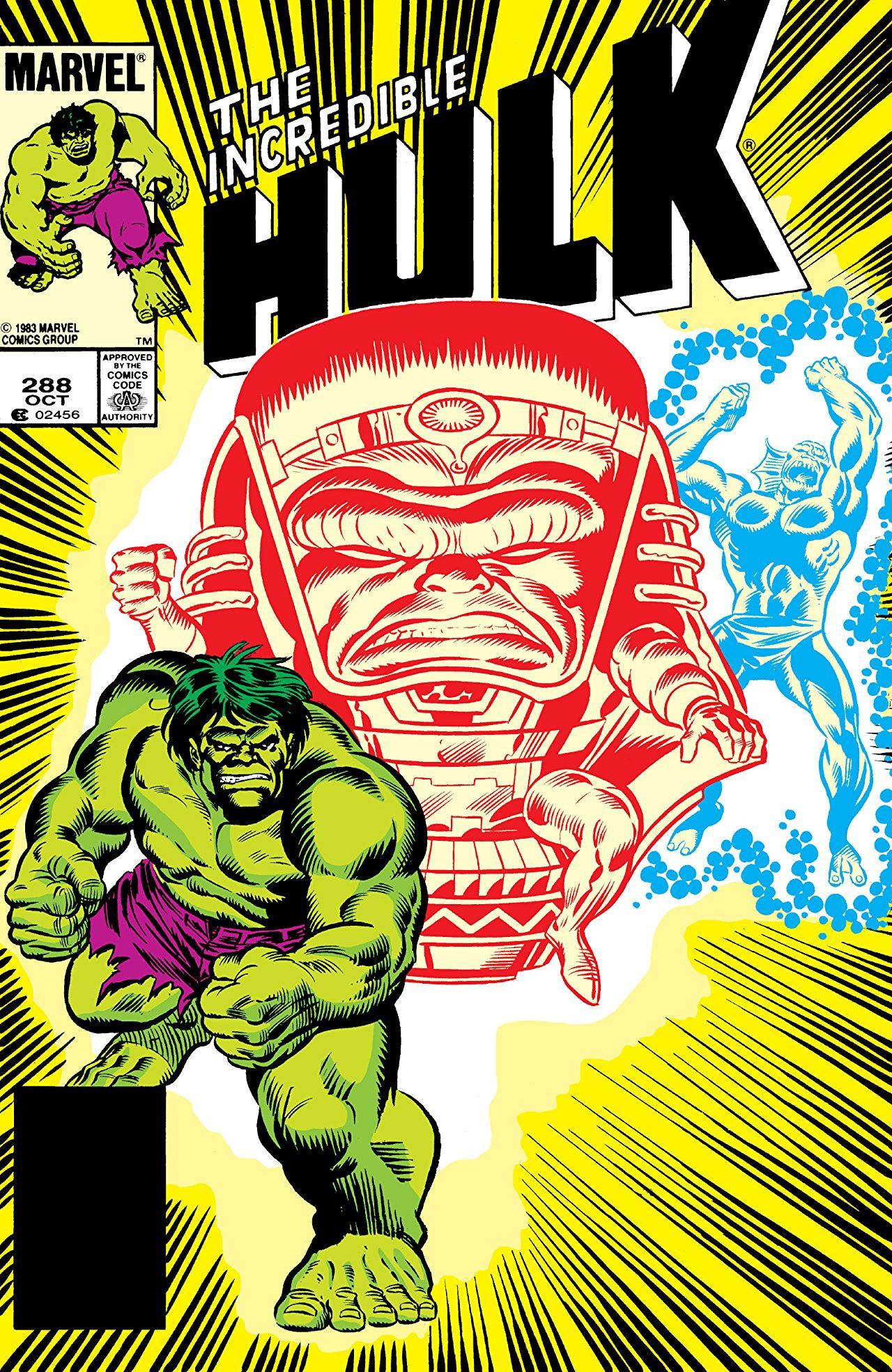 Incredible Hulk Vol 1 288