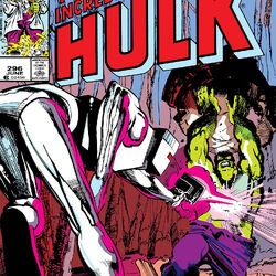 Incredible Hulk Vol 1 296