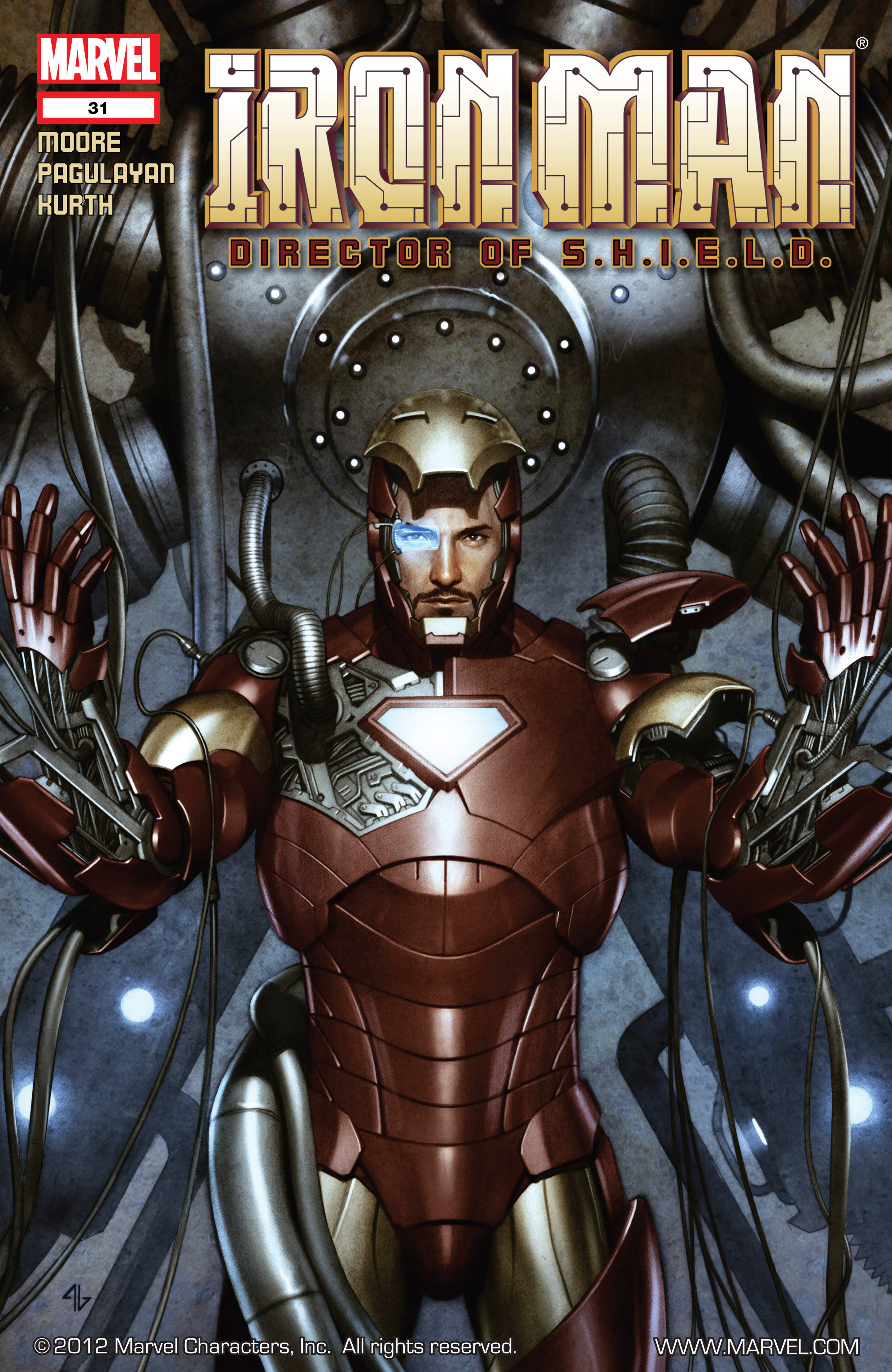 Iron Man: Director of S.H.I.E.L.D. Vol 1 31