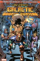 Jack Kirby's Galactic Bounty Hunters TPB Vol 1 1