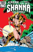 Ka-Zar the Savage Vol 1 22