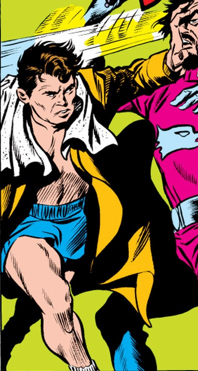 Kid Gawaine (Earth-616)