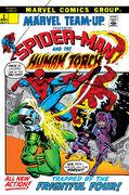 Marvel Team-Up Vol 1 2