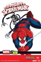 Marvel Universe Ultimate Spider-Man Vol 1 20 Solicit