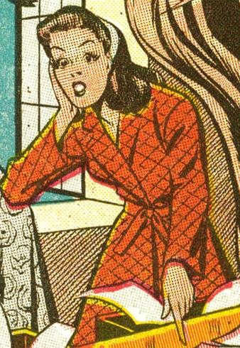 Mary Perkins (Earth-616)
