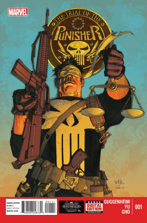Punisher: Trial of the Punisher Vol 1 1