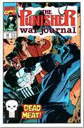 Punisher War Journal Vol 1 28 b