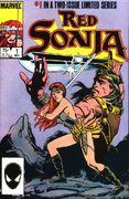 Red Sonja The Movie Vol 1 1