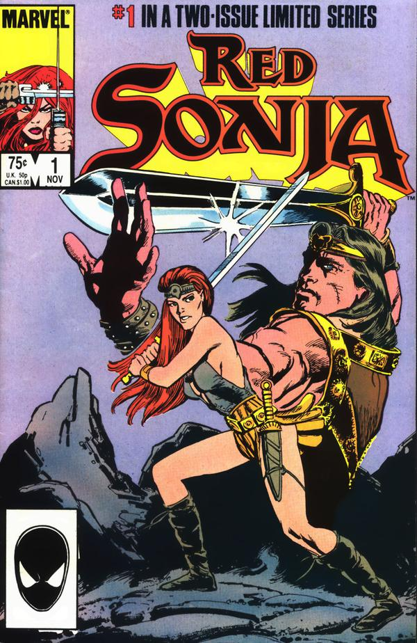 Red Sonja: The Movie Vol 1
