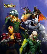 Sinister Six (Earth-TRN670)
